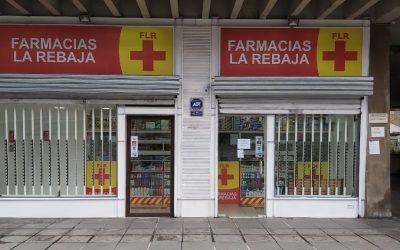 SUCURSAL PASAPOGA DE FARMACIAS LA REBAJA ENTREGA DESPACHO A DOMICILIO Y ATENCIÓN PERSONALIZADA